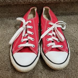 2 for $20! Red Converse